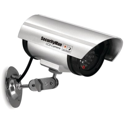 Security Man Dummy Indoor Camera with Led