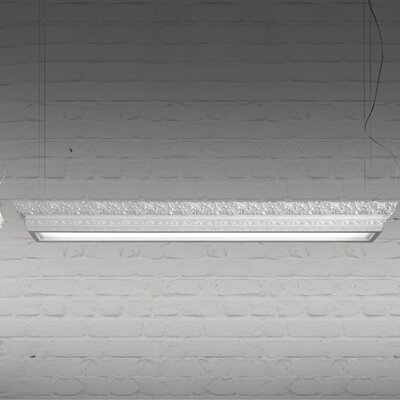 Masiero Arte Linear 1 Light Hanging Pendant