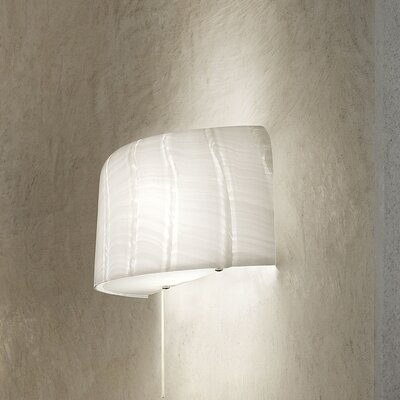 Masiero Missia 1 Light Wall Sconce