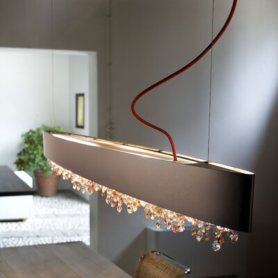 Masiero Ola 8 Light Pendant