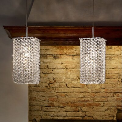 Masiero Aurea 1 Light Pendant