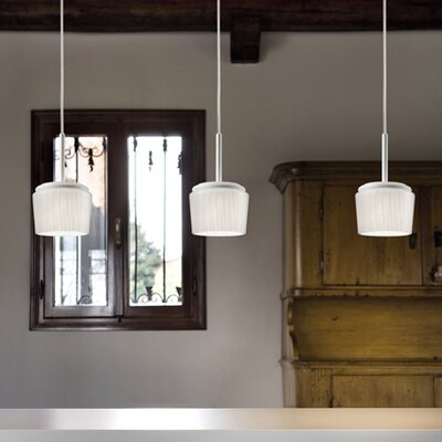 Masiero Missia 1 Light Mini Pendant