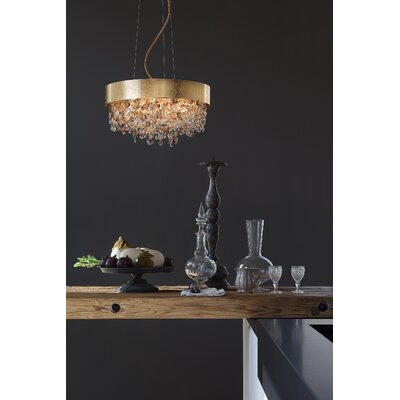 Masiero Ola 6 Light Pendant
