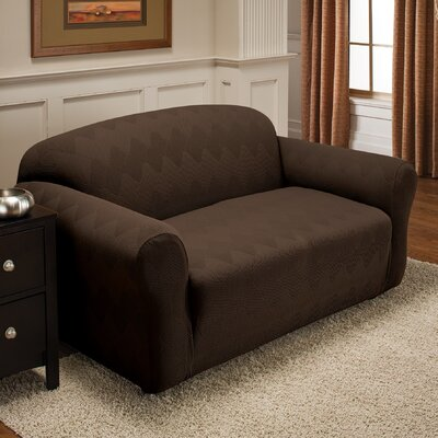 Optics Sofa Slipcover