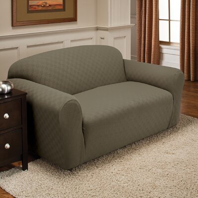 Innovative Textile Solutions Newport Stretch Loveseat Slipcover