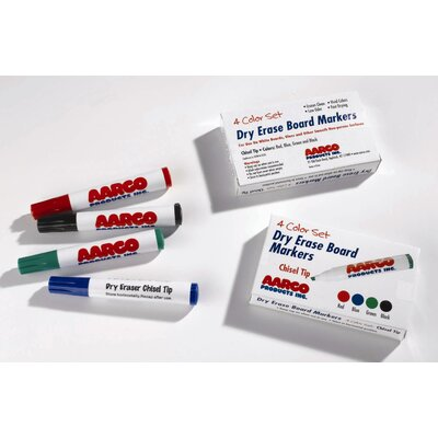 AARCO Dry Erase Markers