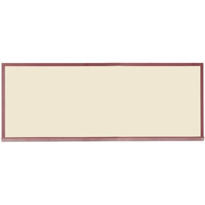 AARCO Architectural High Performance Marker Board in White