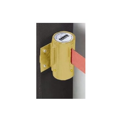 AARCO Form-A-Line System Wall Mounted Retractable Belt