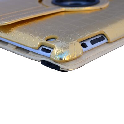 Bargain Tablet Parts Ipad 2 and Ipad 3 Crocodile Rotating Case