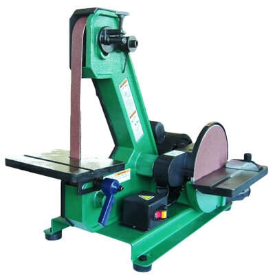 "Rikon 1"" x 42"" Belt and Disc Sander"