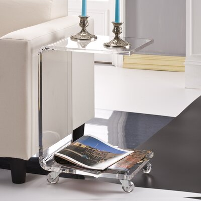 Fox Hill Trading Pure Décor End Table