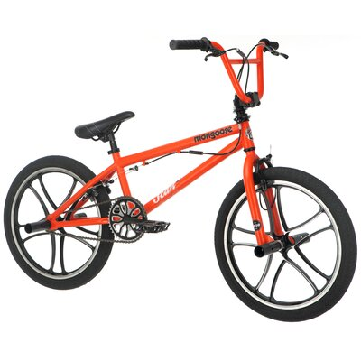 "Mongoose 20"" Scan R30 BMX Bike"
