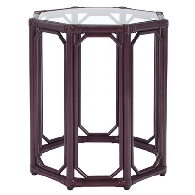 Selamat Regeant Octagon End Table