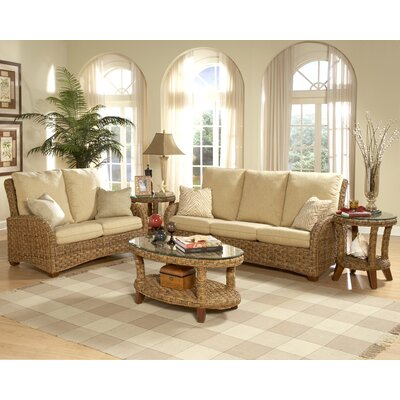 Wildon Home ® Martinique Coffee Table Set