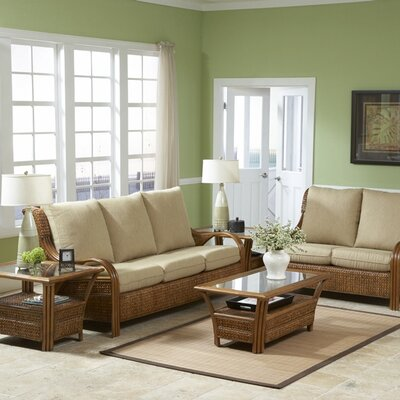 Wildon Home ® Spring Creek Living Room Collection