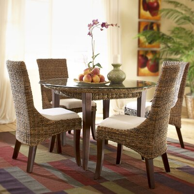 Wildon Home ® Martinique 5 Piece Dining Table Set