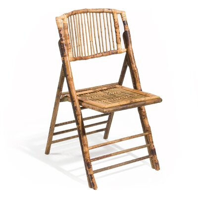 Kenian Coastal Chic Folding Chair (Set of 2)