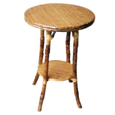 <strong>Kenian</strong> Coastal Chic English End Table