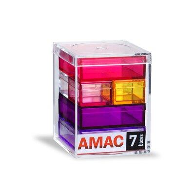AMAC Chroma 760 7-Piece Container Assortment
