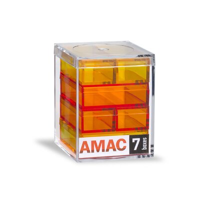 AMAC Chroma 760 7-Piece Container Assortment
