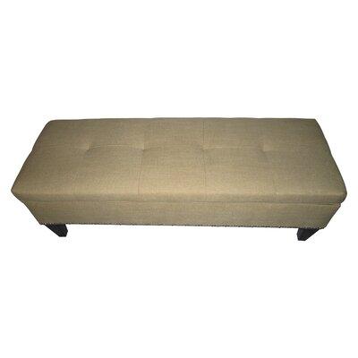 Sole Designs Brooke Upholstered Storage Bench