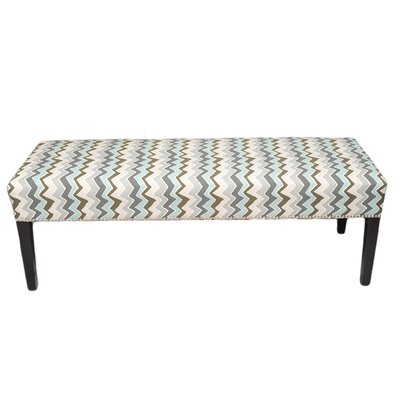 Sole Designs Denton Cotton Bench