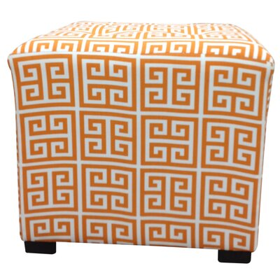 Sole Designs Amelia Chain Tufted Ottoman