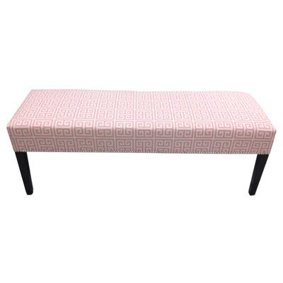 Sole Designs Pinky Chain Cotton Bench