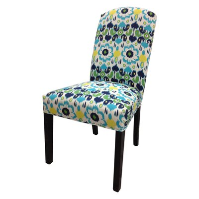 Sole Designs Flora Cotton Parson Chair (Set of 2)