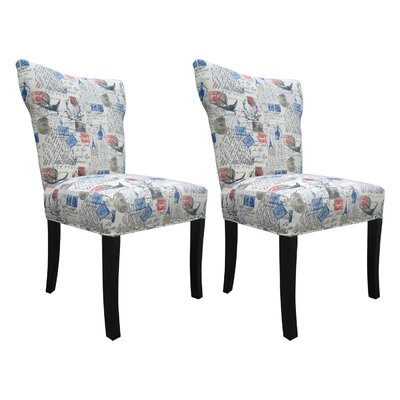 Sole Designs Bella Side Chairs (Set of 2)