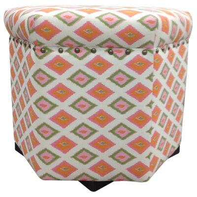 Sole Designs Carnival Ottoman