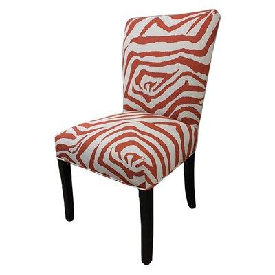 Sole Designs Julia Cotton Parson Chair (Set of 2)
