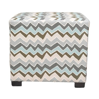Sole Designs Denton Ottoman