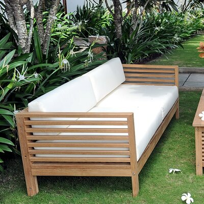 HiTeak Furniture Summer Set Garden Bench