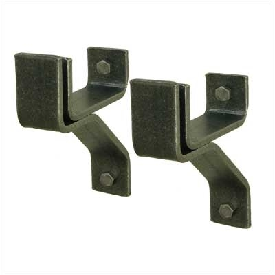 "Enclume 4"" Wall Bracket (Set of 2)"