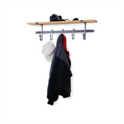 Enclume Premier Shelf Coat Rack