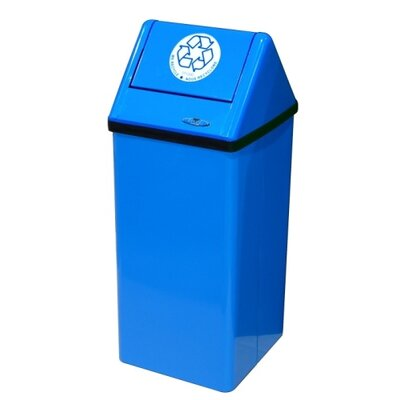 Frost Products Medium Free Standing Recycling Receptacle