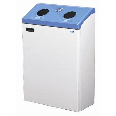Frost Products Two Stream Wall Mounted Recycling Station