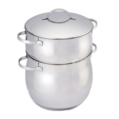 <strong>Cuisinox</strong> Gourmet 3 Piece Pot Set