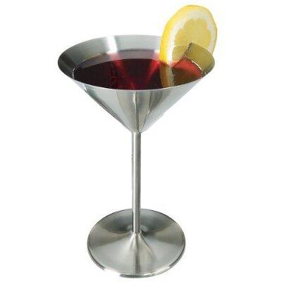 Cuisinox 8 Oz. Martini / Dessert Glass