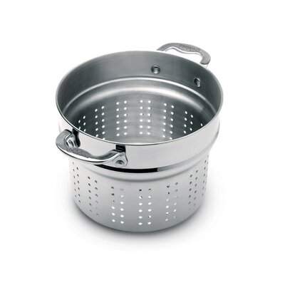 Cuisinox Elite 8.15 Quart Pasta Insert