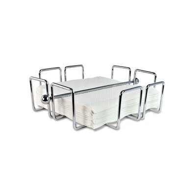 Patio Square Napkin Holder with Wire