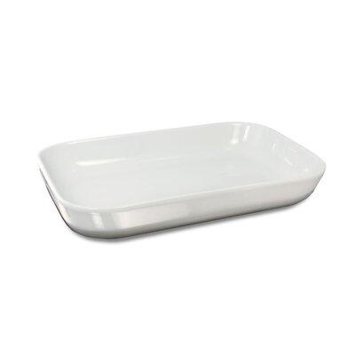 "Cuisinox 17"" x 11"" Porcelain Baker"