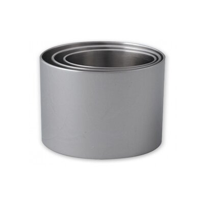Cuisinox Pastry Rings (Set of 3)