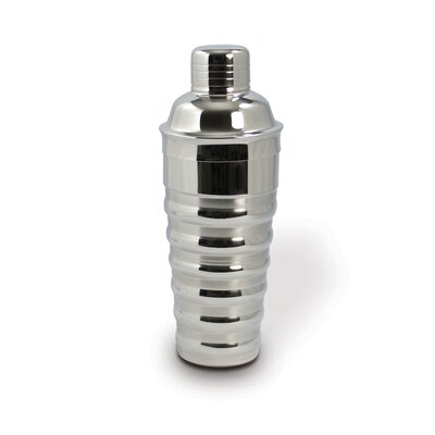 Cuisinox Ribbed Cocktail Shaker