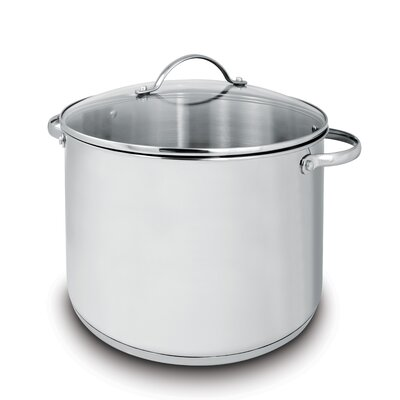 Cuisinox Deluxe 17-qt Covered Stock Pot
