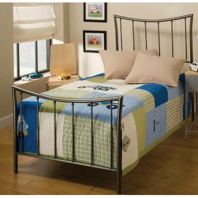 Edgewood Metal Bed