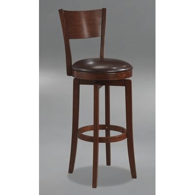 Hillsdale Furniture Plainview Bar Height Bistro Table with Archer Stools