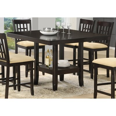 Hillsdale Furniture Tabacon Counter Height Dining Table