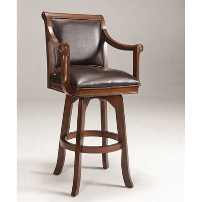 "Hillsdale Furniture Palm Springs 30"" Swivel Bar Stool"